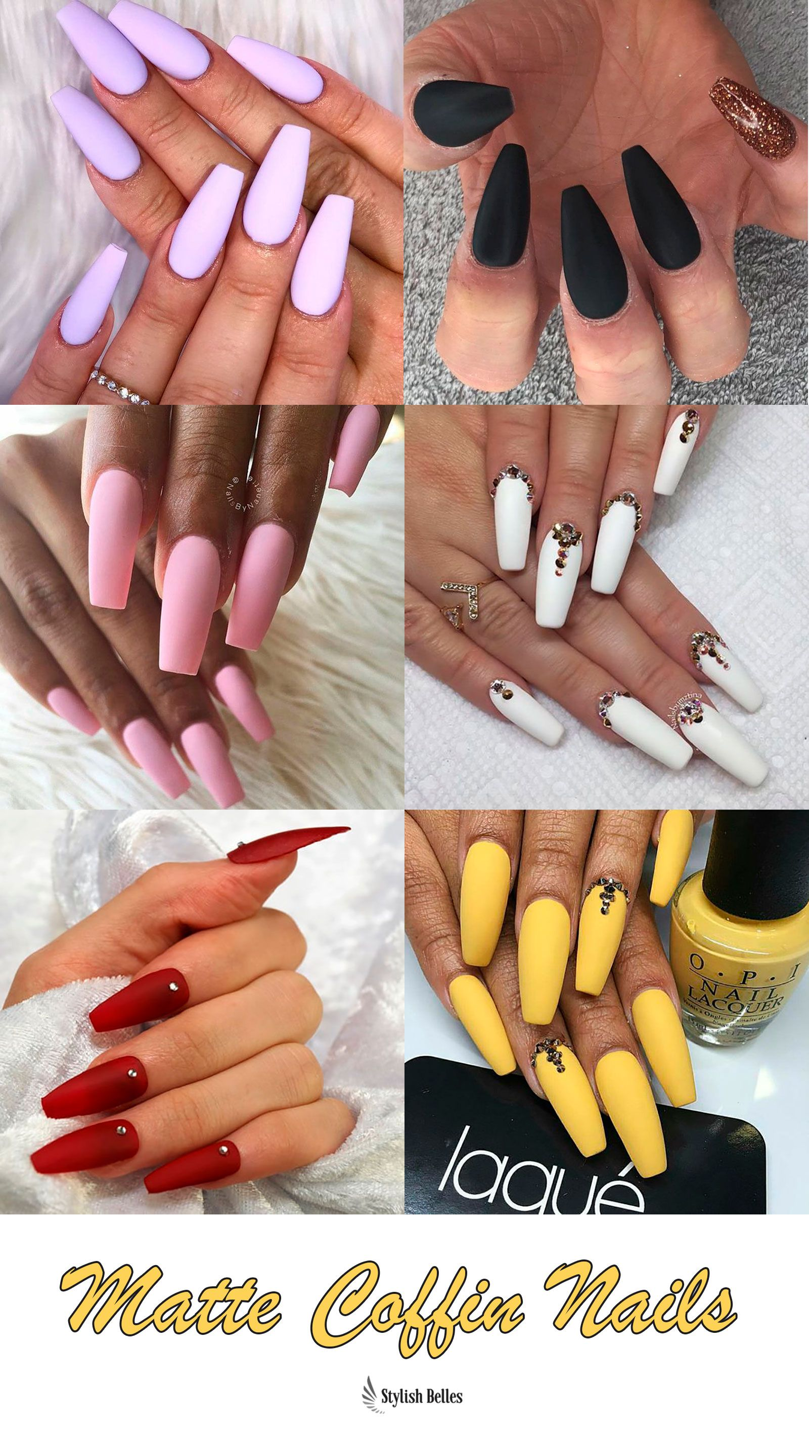 20 Great Ideas How To Make Acrylic Nails By Yourself Nailart Nailideas Grey Acrylic Nails Best Acrylic Nails Simple Acrylic Nails
