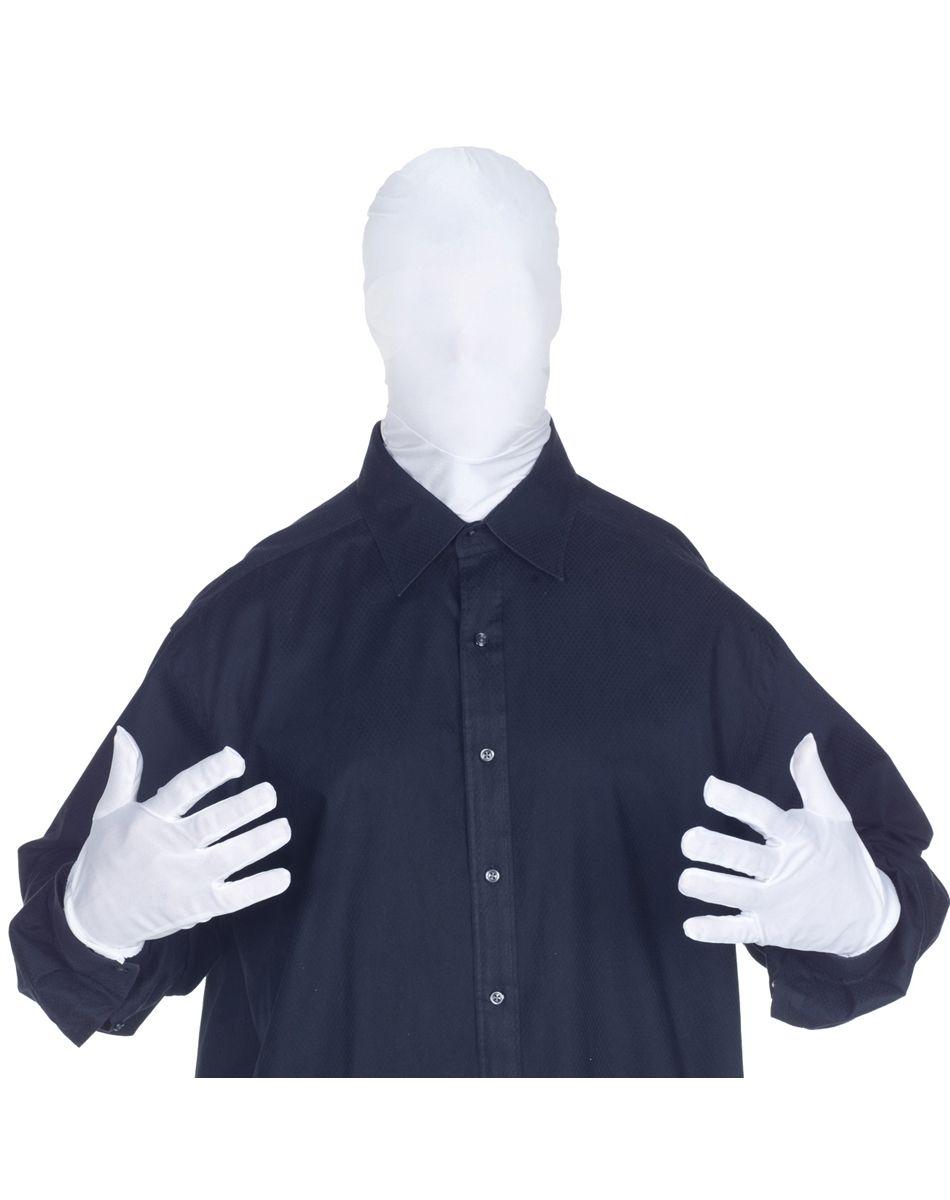 Stalker Man Mask with Gloves – Spirit Halloween | BRC inspiration ...