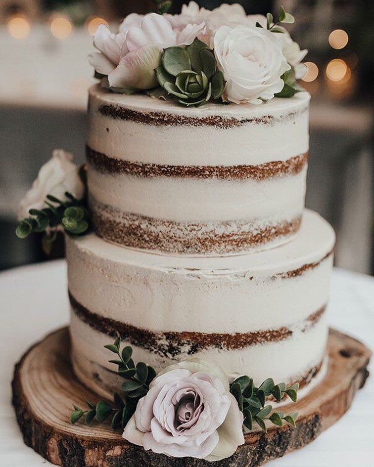Rustic Barn Wedding Cakes: Pin By Whit Huff On Sutch's 2019
