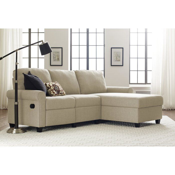 Copenhagen Reclining Sectional Sectional Sofa With