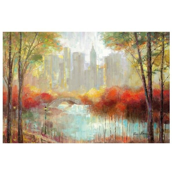 City View Canvas Art Print (€47) ❤ liked on Polyvore featuring home, home decor, wall art, home wall decor, canvas home decor, canvas wall art and interior wall decor