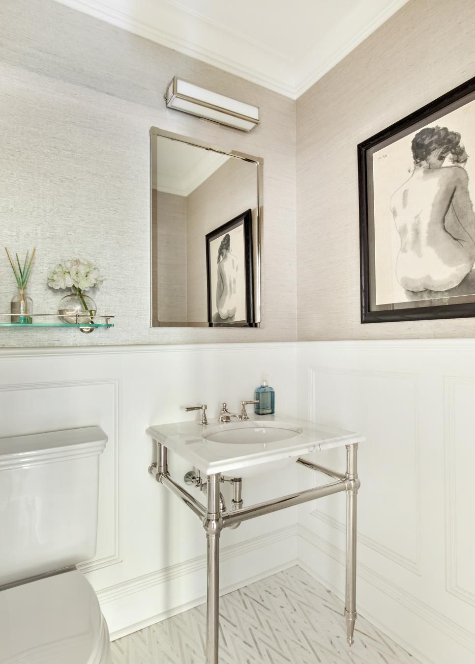 See how designers take these bathrooms from gut job to gorgeous