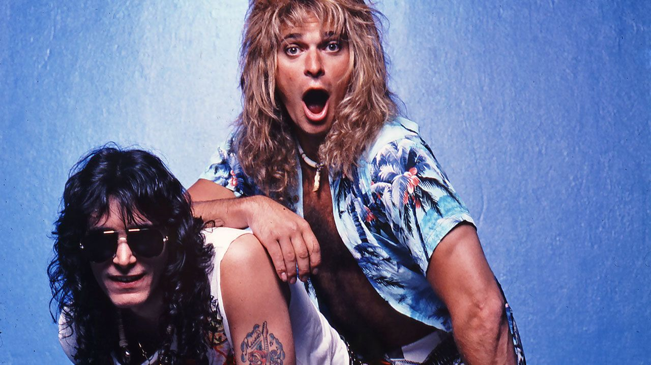 Why David Lee Roth And Steve Vai Were The Greatest Partnership Of The 80s Fotos