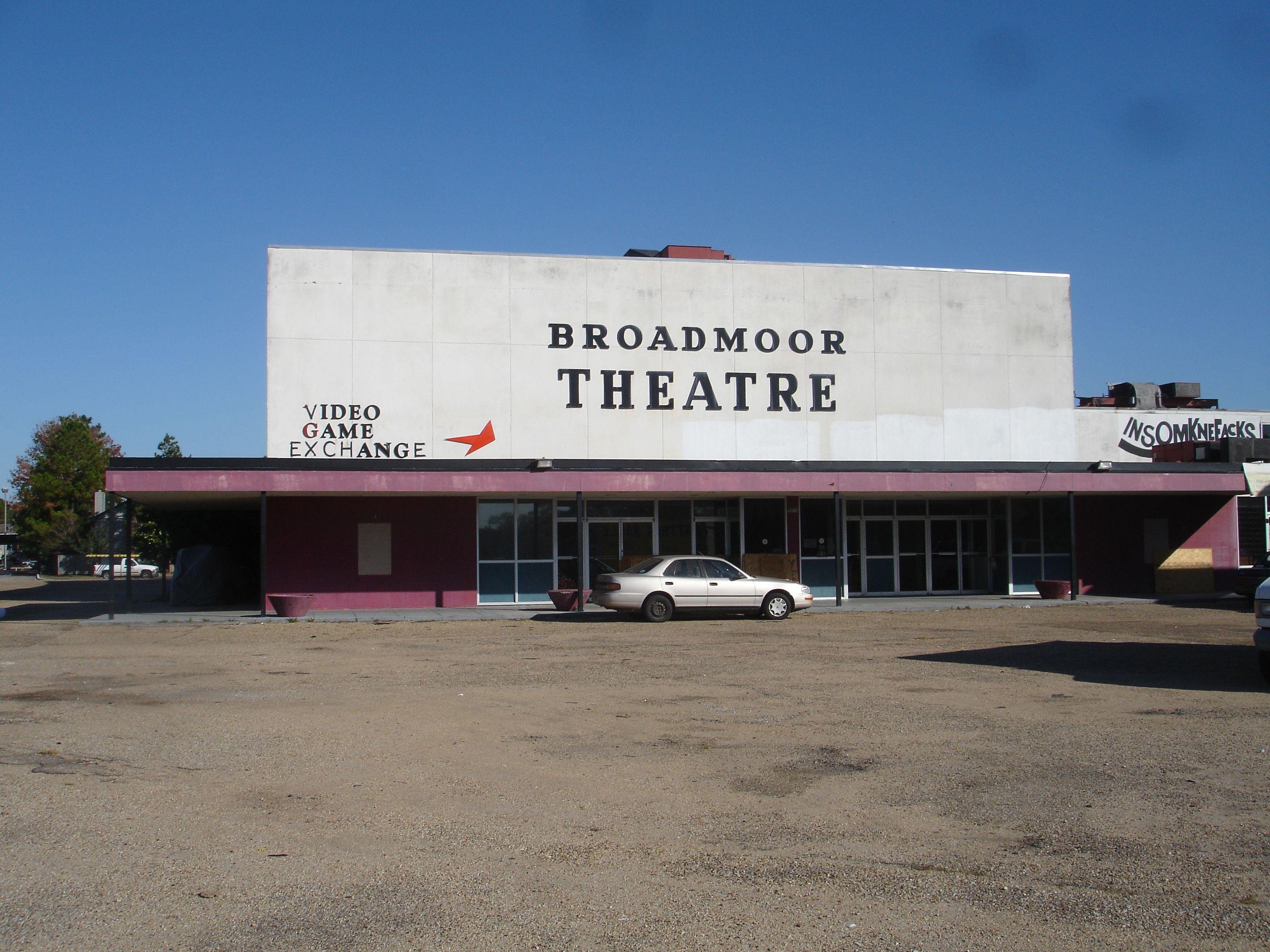 Broadmoor theatre merchants landing flea market and more