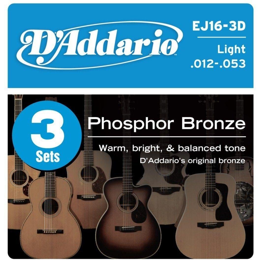 Top Class Guitar Strings Acoustic Guitar Strings D Addario Acoustic Guitar