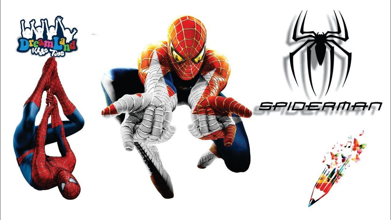 Spiderman Coloring Page Spiderman Coloring Spiderman Coloring Pages