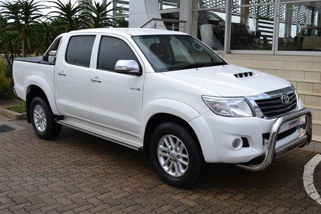 We Have This Ever Reliable 2014 Toyota Hilux Facelift Ii 3 0 D