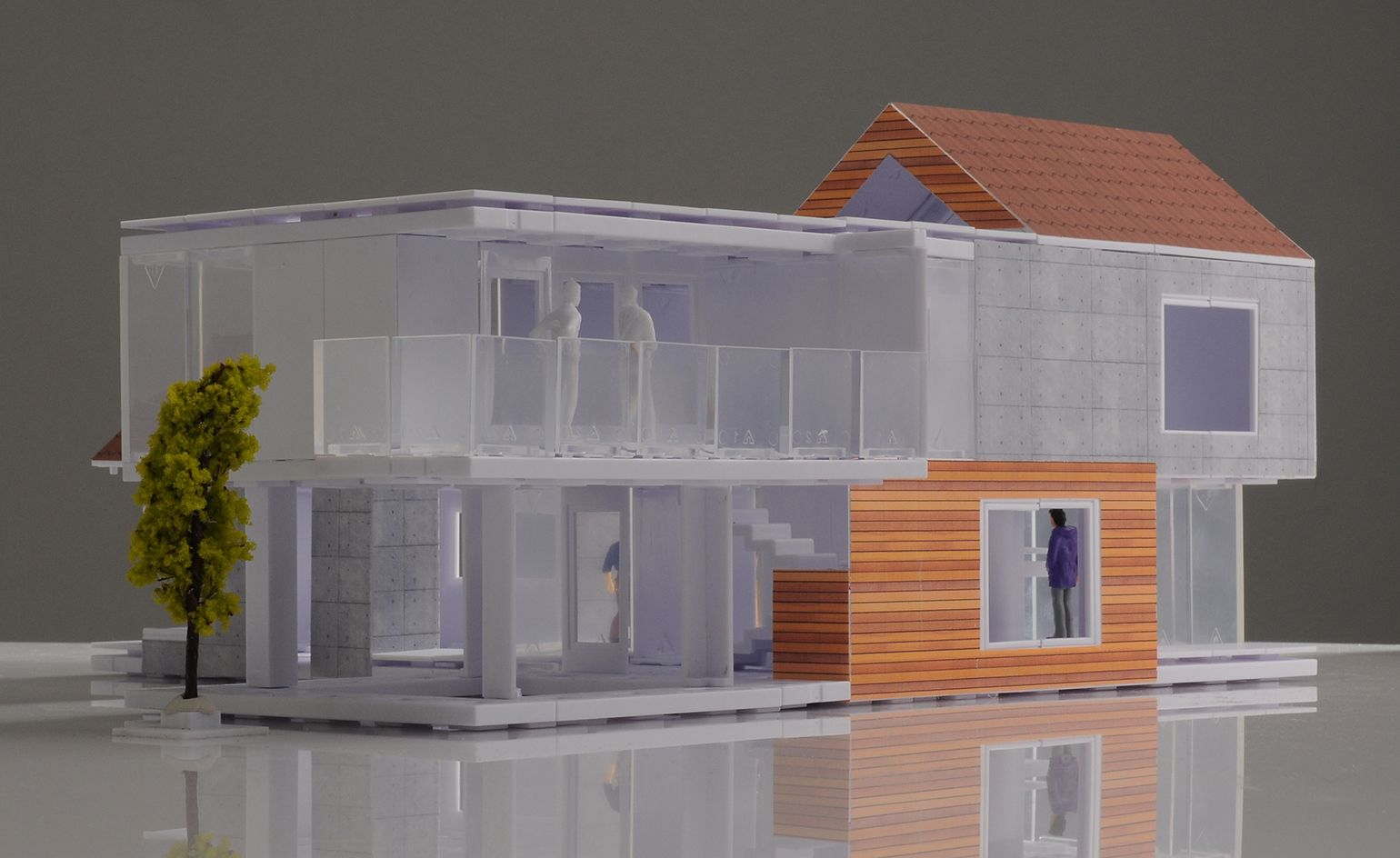 Model made: Arckit, the game-changing architectural model