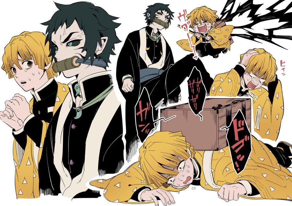 pin by anastasiya on kimetsu no yaiba anime demon slayer anime character art