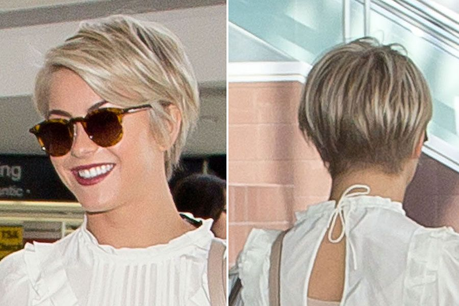 Pixie Cut So Stylen Die Stars Die Trend Frisur Korte Coupes