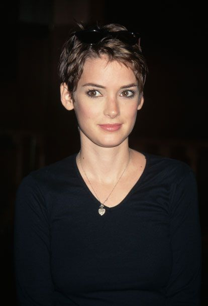 Winona Ryder: 25 Years of Red-Carpet Looks -- Vulture... I kind of want to go back to this hair style
