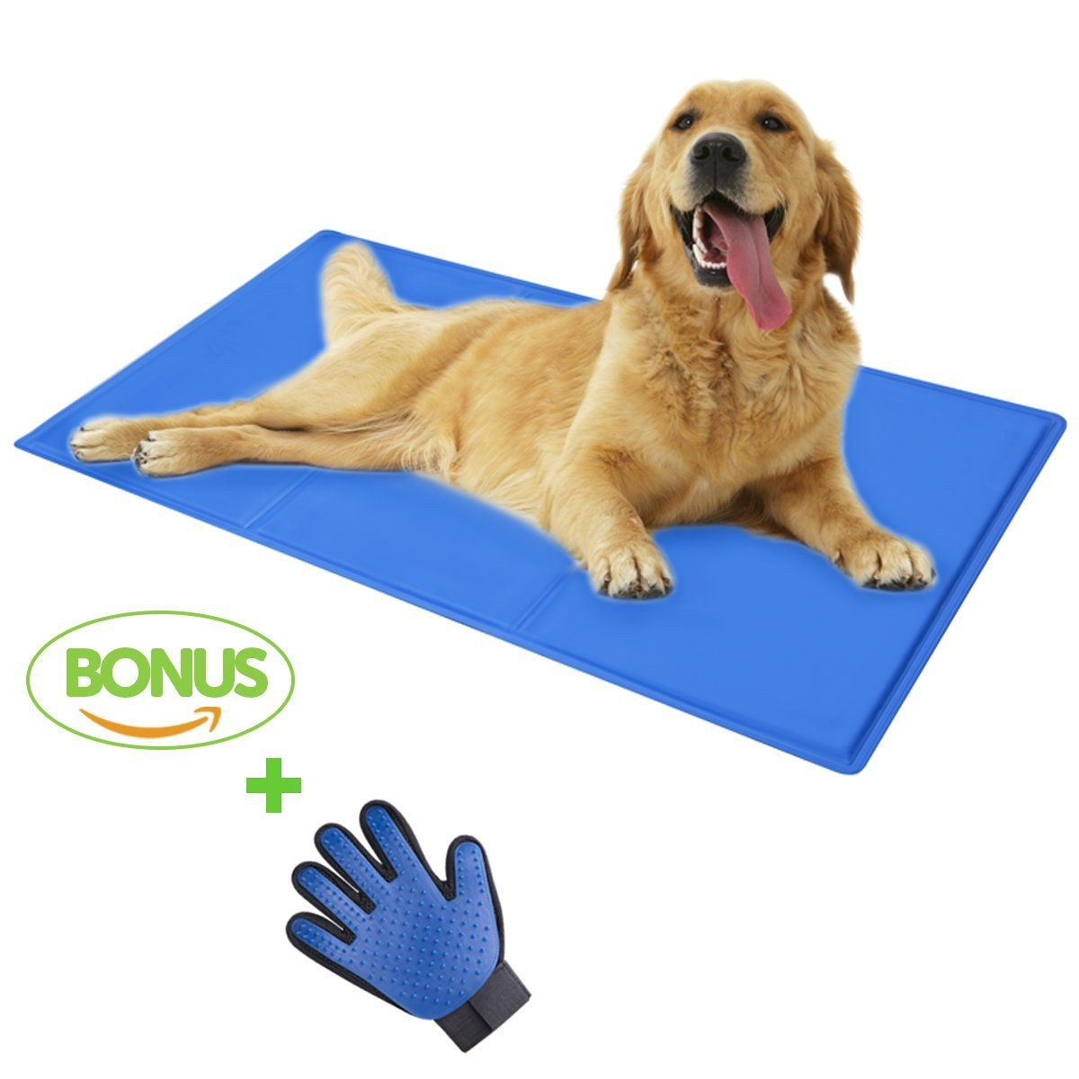 Amazon Com 2me Pet Cooling Mat For Dogs Cats Cooling Pad Bed