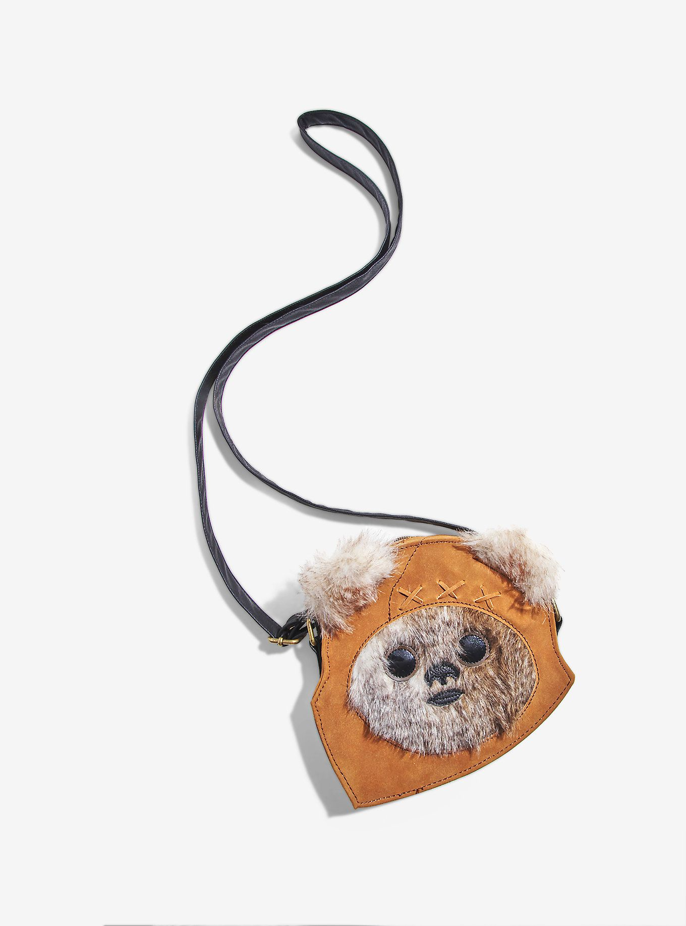 No Ewok was harmed in the making of this bag...