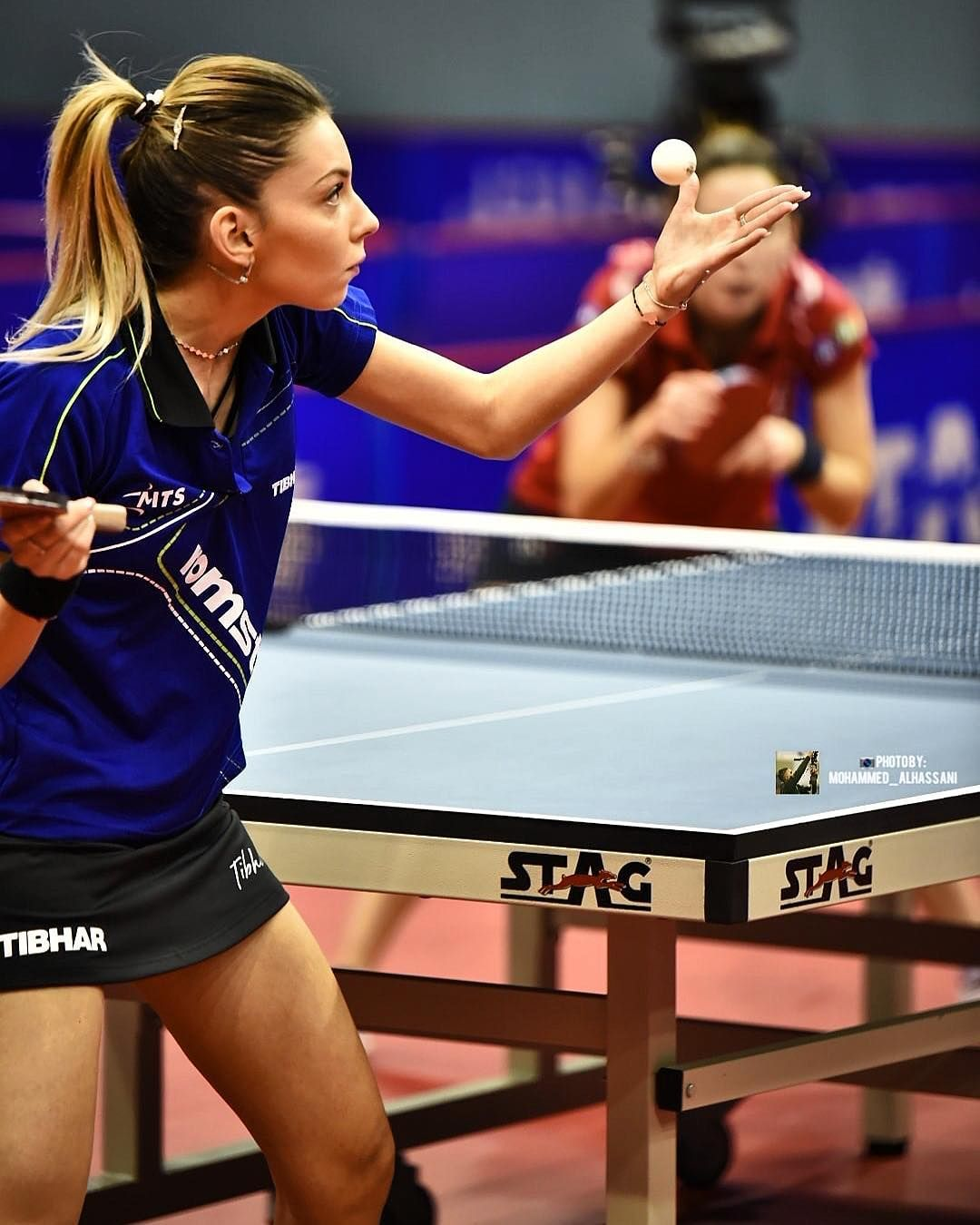 Today I Arrived In Doha Now All My Focus Is On The Qatar Worldtour Platinum My First Match Will Start Tomorrow And I Feel Ready And