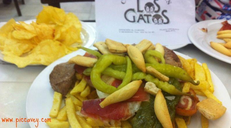 Los Gatos - Must see #Malaga http://www.piccavey.com/must-see-malaga/