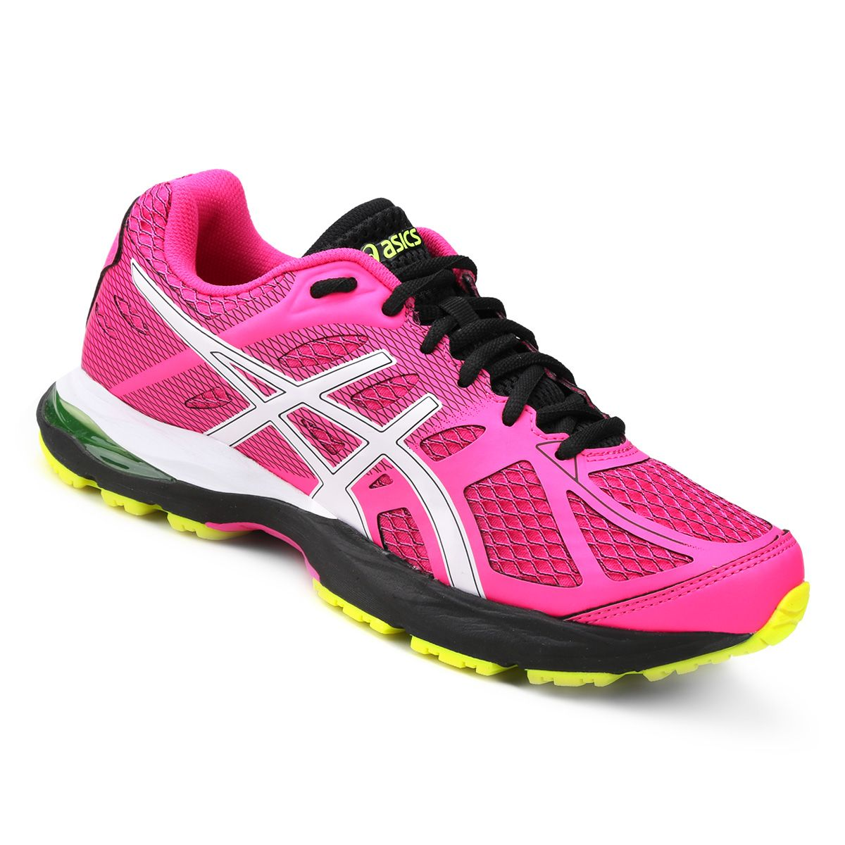 babab58f9c695 Tênis Asics Gel Spree Feminino - Pink e Branco