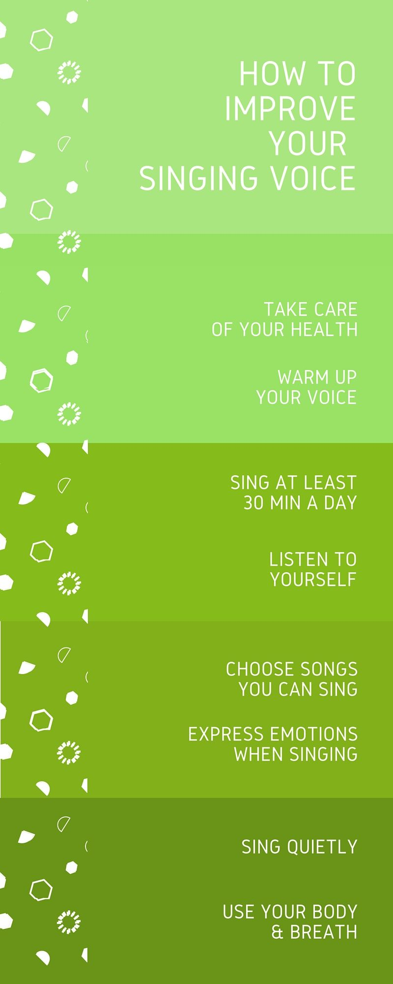 How To Improve Your Voice As A Singer? Here Are The Best 8 Steps To