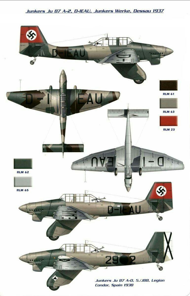 Pin Em Ju 87 Stuka