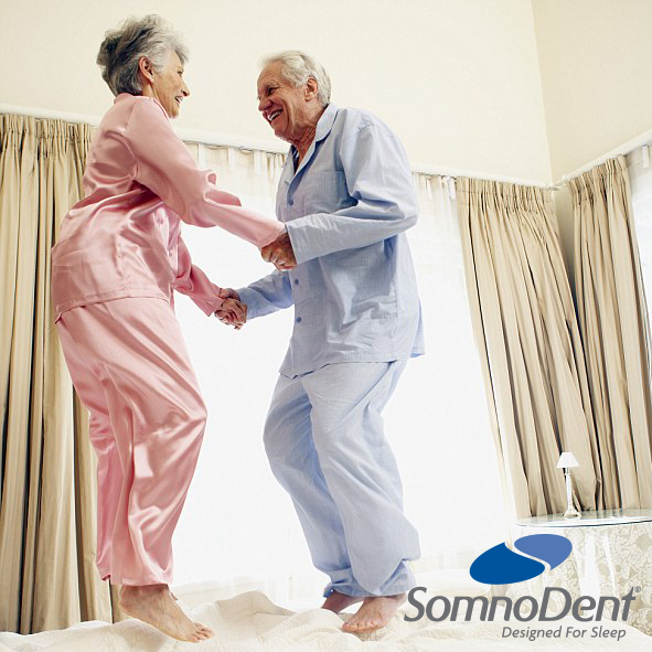 Ditch the CPAP and rediscover a good night's rest with a SomnoDent oral device.