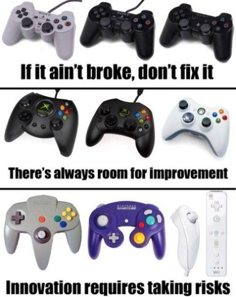 playstation meme | Funny Playstation vs  Xbox vs  Nintendo