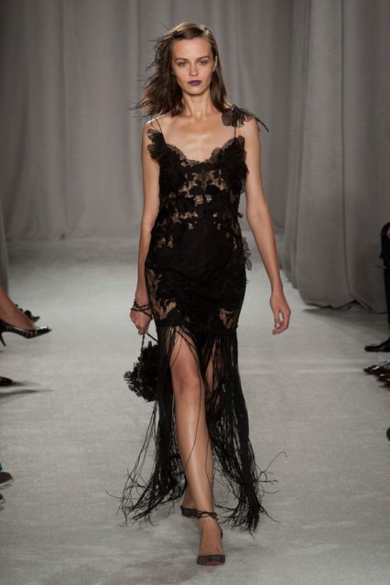 Marchesa Spring 2014: Today, Marchesa showed its Spring 2014 collection in New York City. Click through to see the entire collection.: Marchesa Spring 2014
