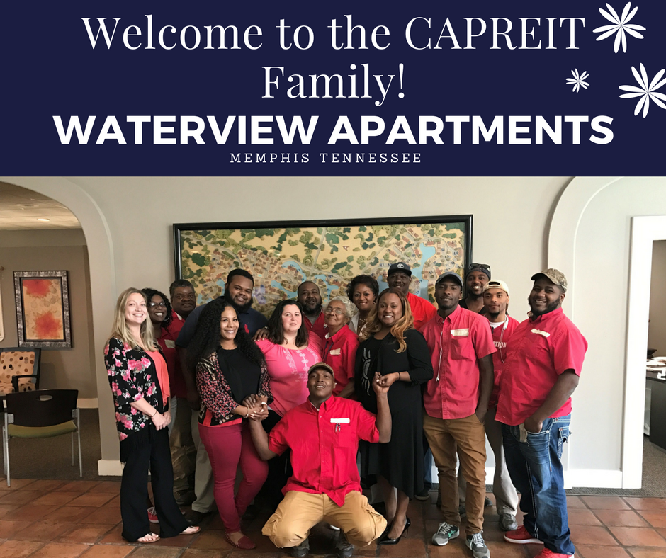 Waterview Apartments Memphis Tn