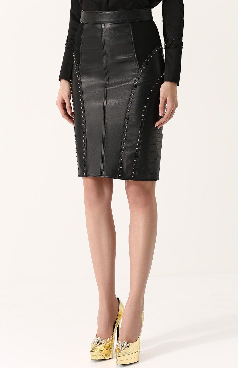 черная женская юбка интернет магазин