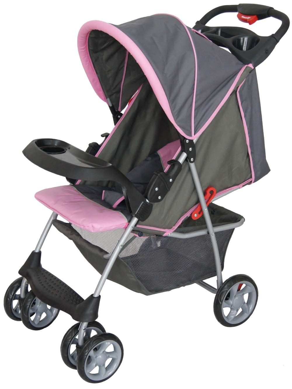 China Made Easy Folding Baby Doll Strollers With Car Seats