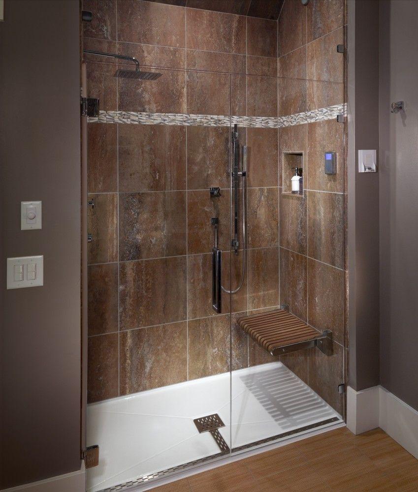 Swanstone Retrofit Shower Pan