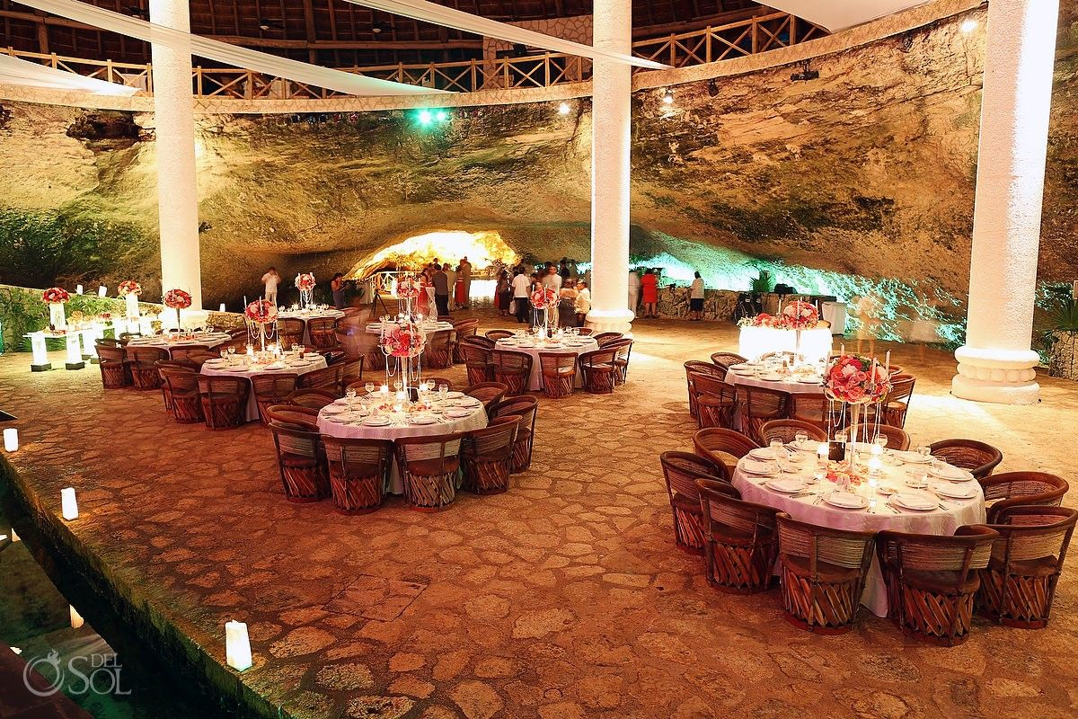 Xcaret Park Weddings Destination Wedding Mexico Xcaret Isla Restaurant