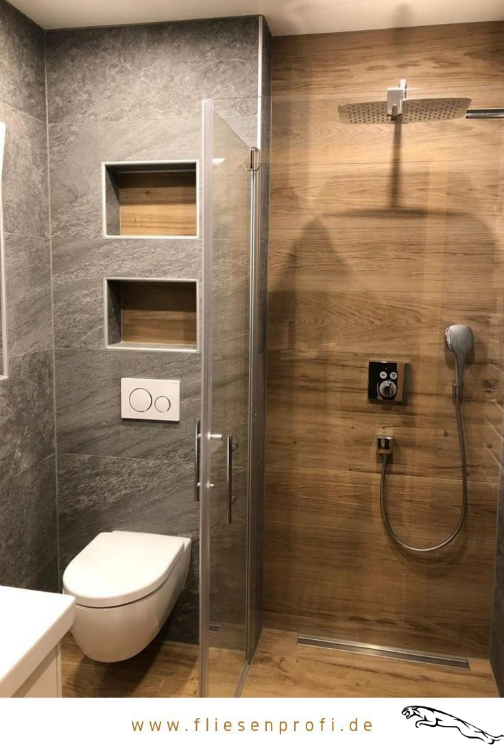 Natural Stone And Wood Look Tiles In
