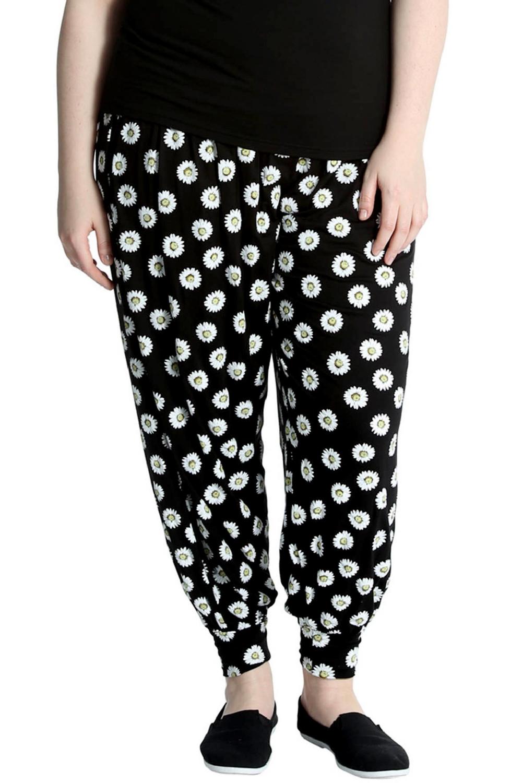 3b5f81775b7 Daisy Print Harem Trouser in 2019   Wardrobe Wonders   Harem ...