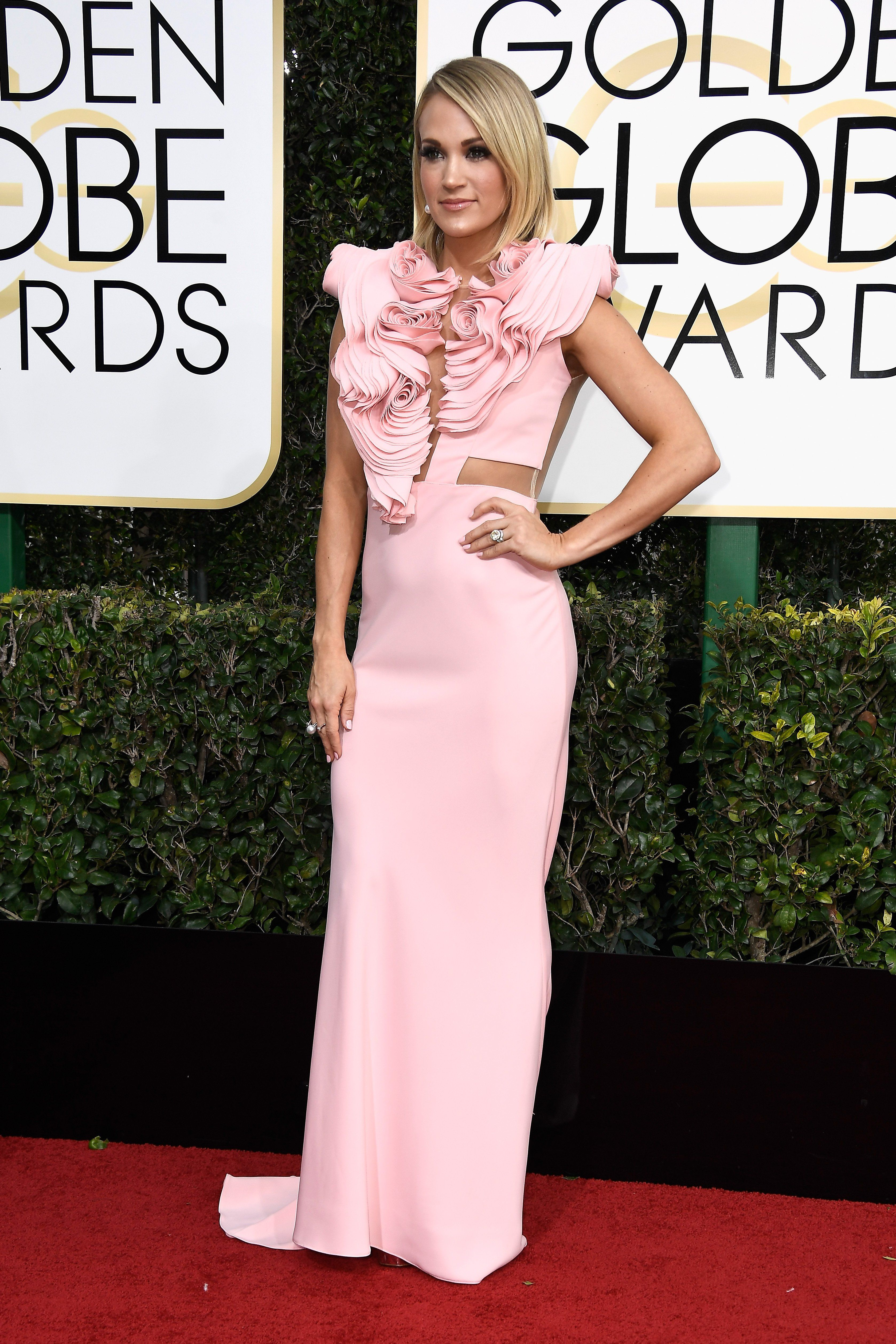Golden Globes 2017: Fashion—Live From the Red Carpet | Rojo y Traje