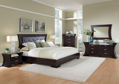 Excelsior Four Piece King Bedroom Set From Huffman Koos