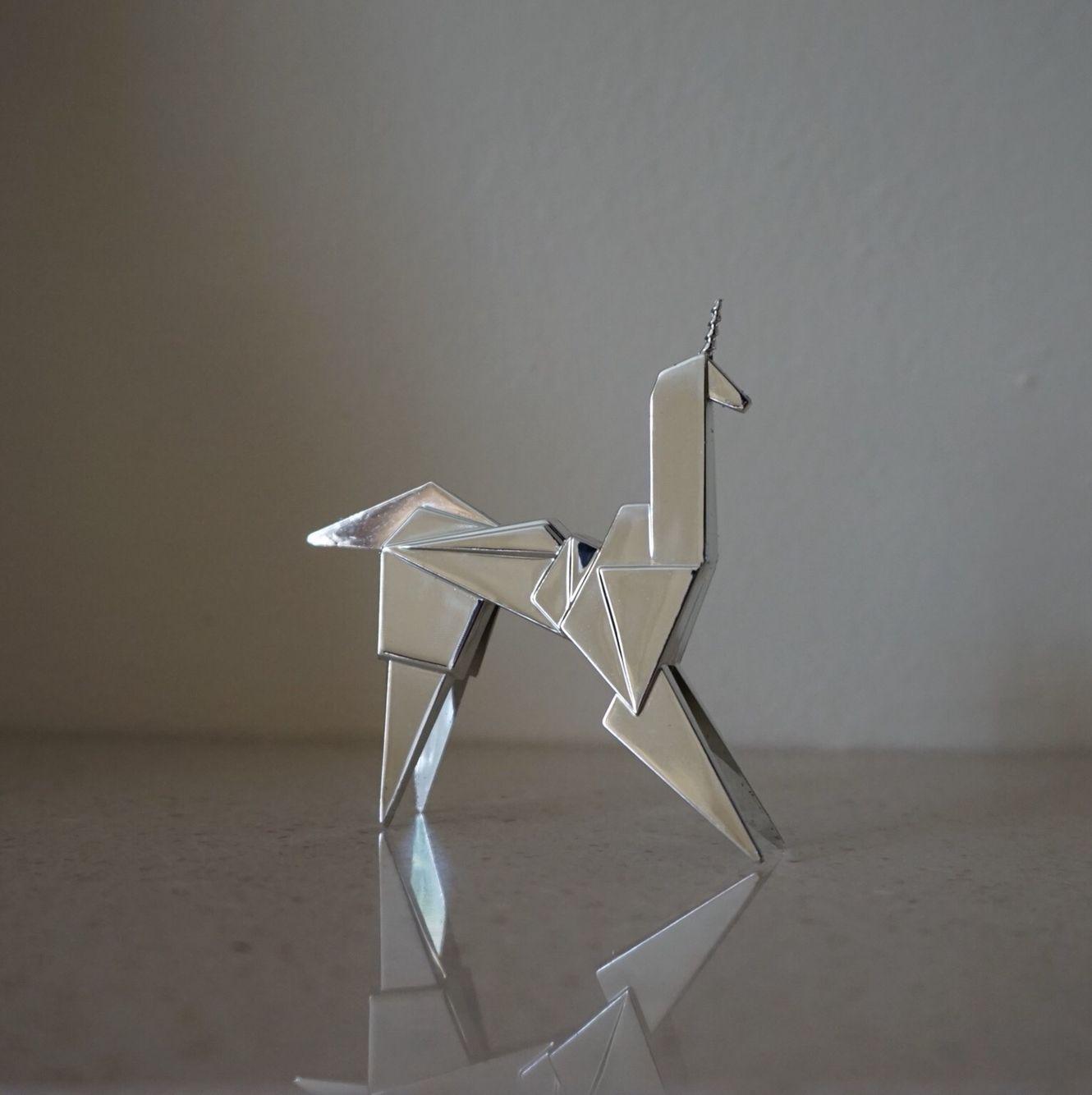 Gaffs Origami Unicorn Bladerunner Yjh Pinterest Films