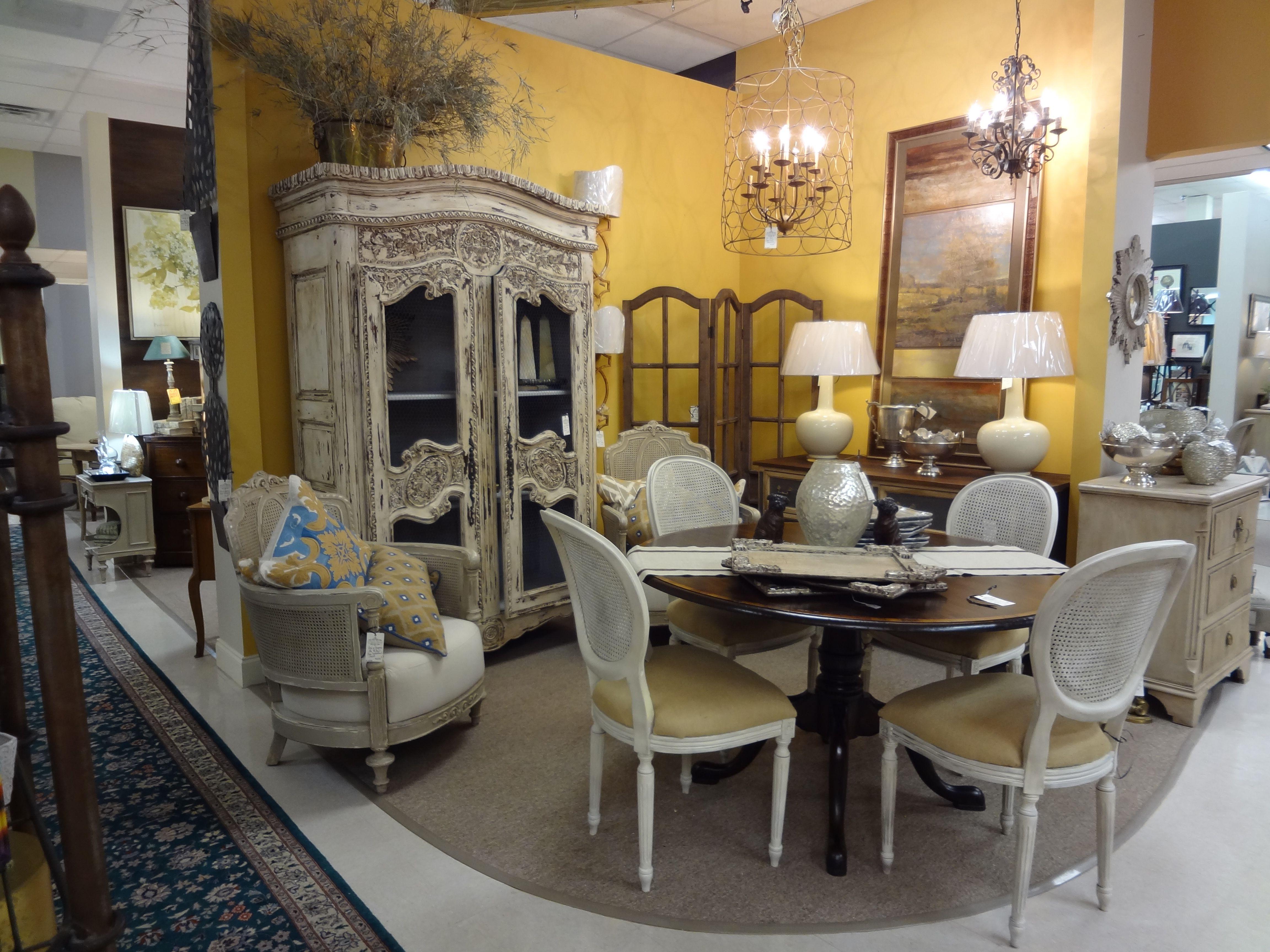 Interior Spaces In Jackson, MS, M LIST: ANTIQUES