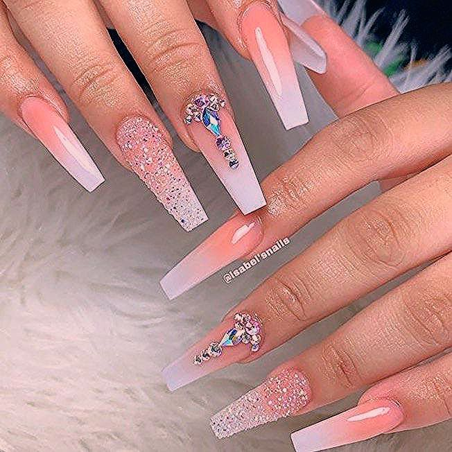 Photo of 50+ TRENDY GLITTER COFFIN NAILS STYLE DESIGNS INSPIRED YOU IN FALL SEASON