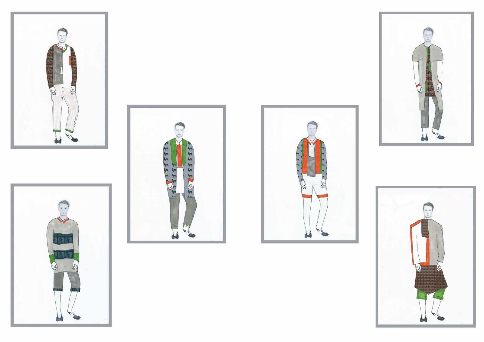Menswear Lookbook www.resee.com