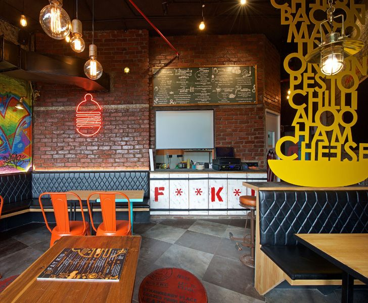 Studio Node designs Mumbai eateries with totally different design