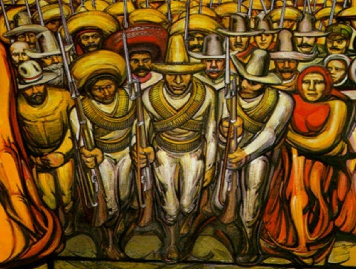 Murales De Diego Rivera Muralismo Mexicano Mexicanismo Mexican