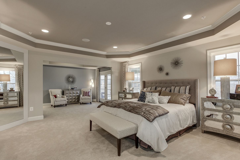 Master bedroom vs owners suite  The Sorrento Ownerus Suite by MidAtlantic Builders  Home