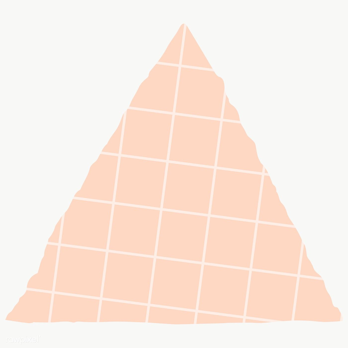 Triangle Corner Yellow Png Instagram Design Borders And Frames Triangle