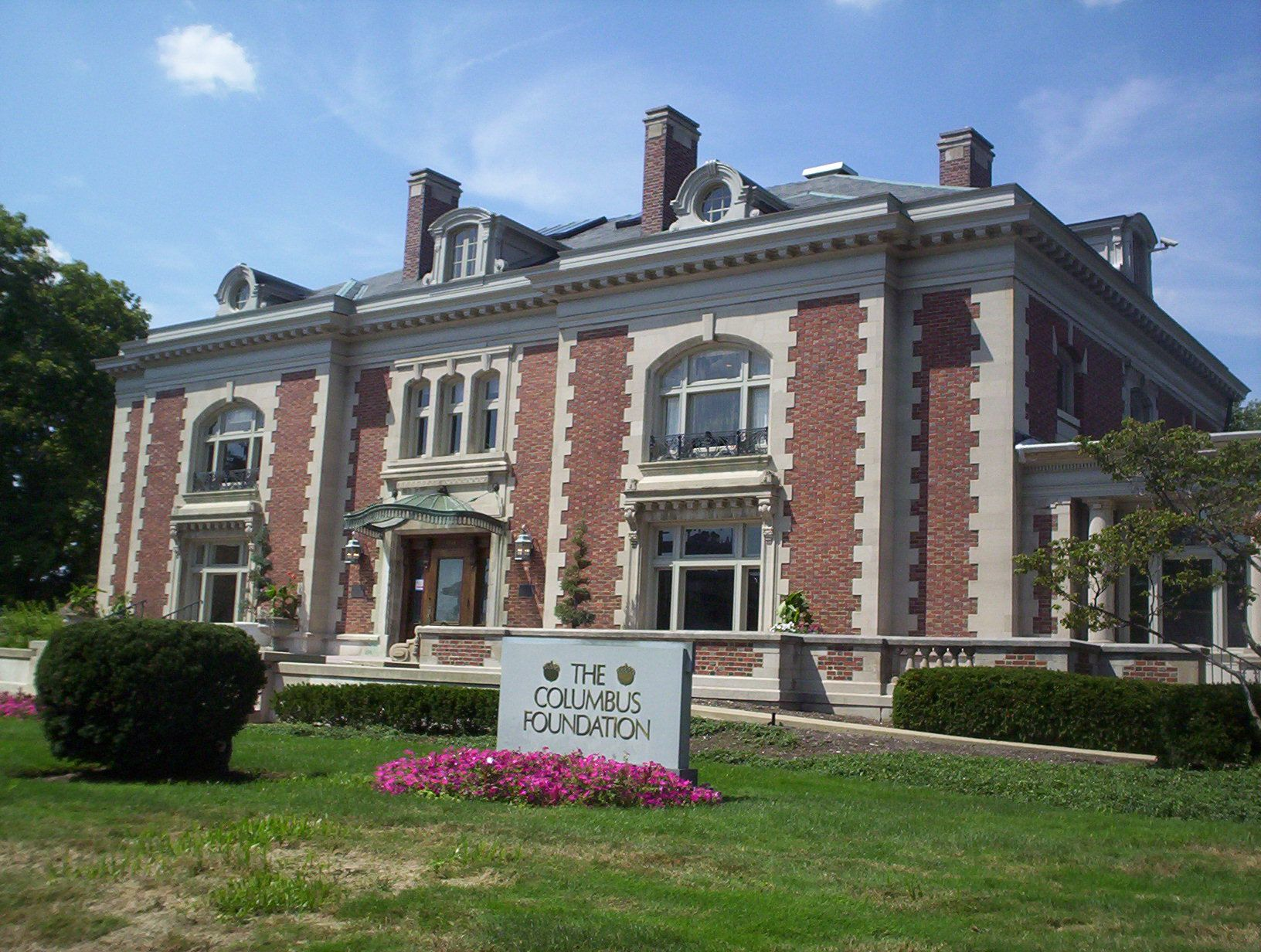 Olde Towne East Columbus Mansions Columbus House Styles