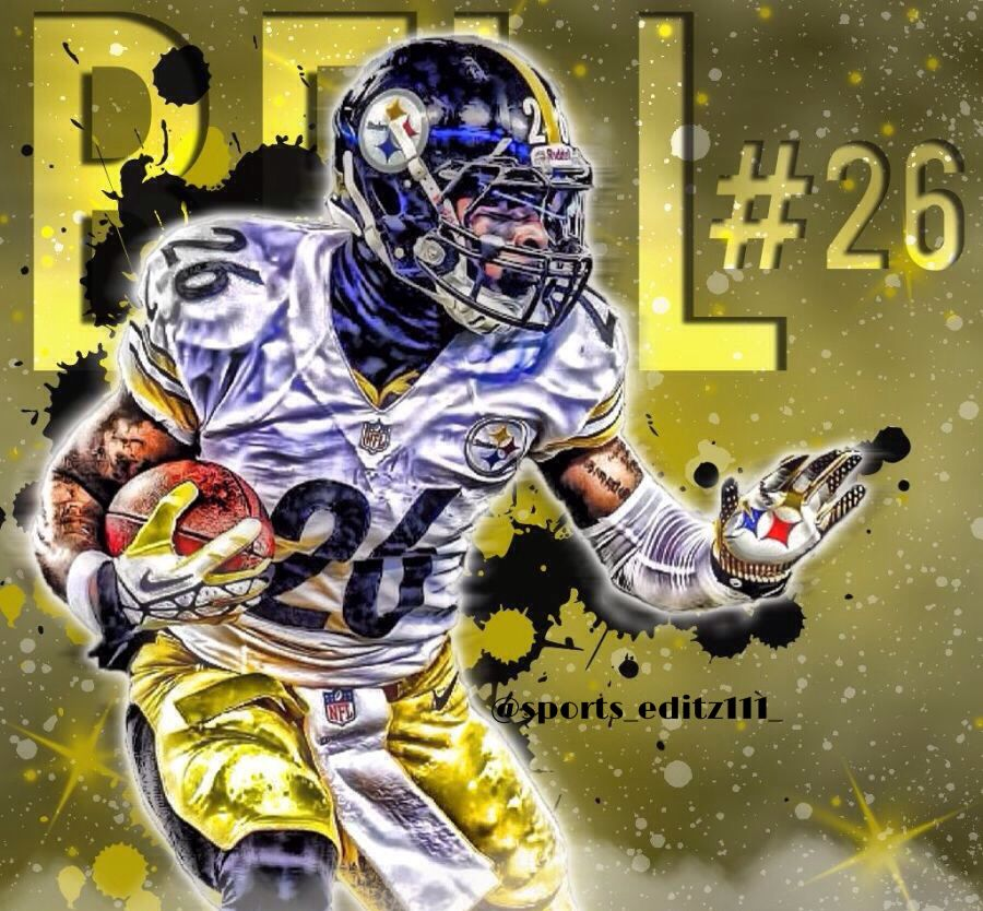 Le Veon Bell Edit Pittsburgh Steelers Players Pittsburgh Steelers Football Steelers Images