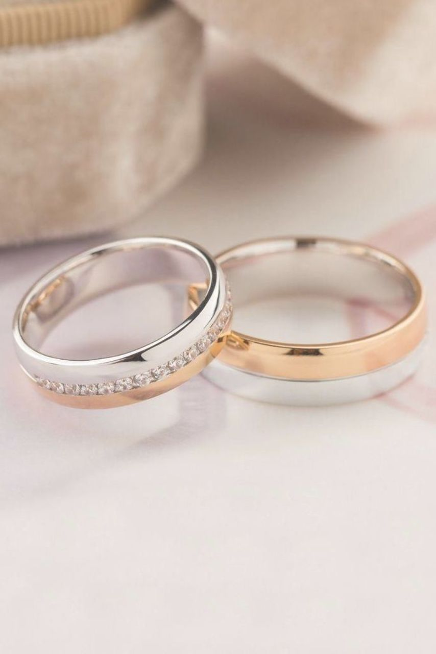 Couple Engagement Ring Designs Mosting Likely To Acquire An Engagement Ring You Definitely Matching Wedding Rings Engagement Rings Couple Mens Wedding Rings