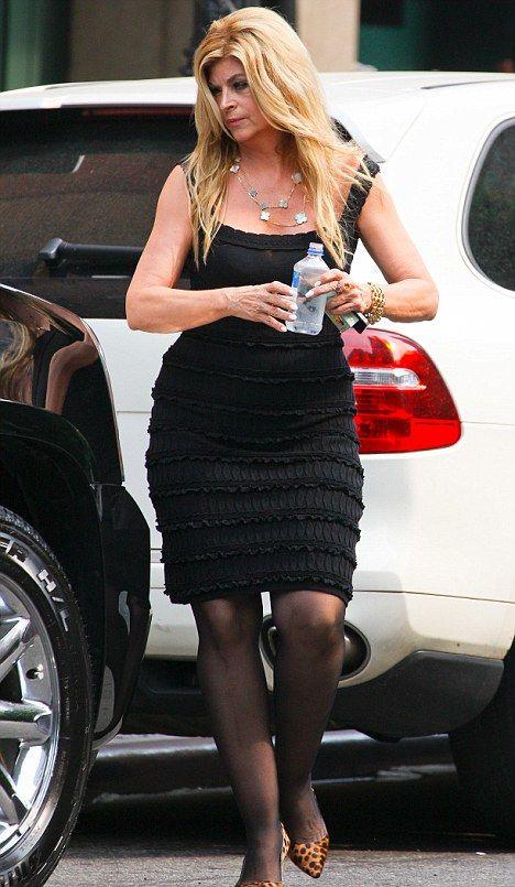 Kirstie Allie Fat Again - Busty Milf Sex