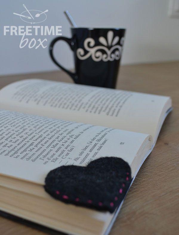 tuto marque page am lie marque page pinterest marque page page et marque. Black Bedroom Furniture Sets. Home Design Ideas