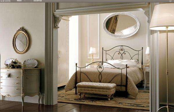 Camas de hierro con estilo 10 camas camas de hierro - Camas antiguas de hierro ...