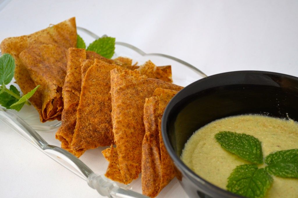 Veggie Samosas by GlutenFree Cat and more indian recipes