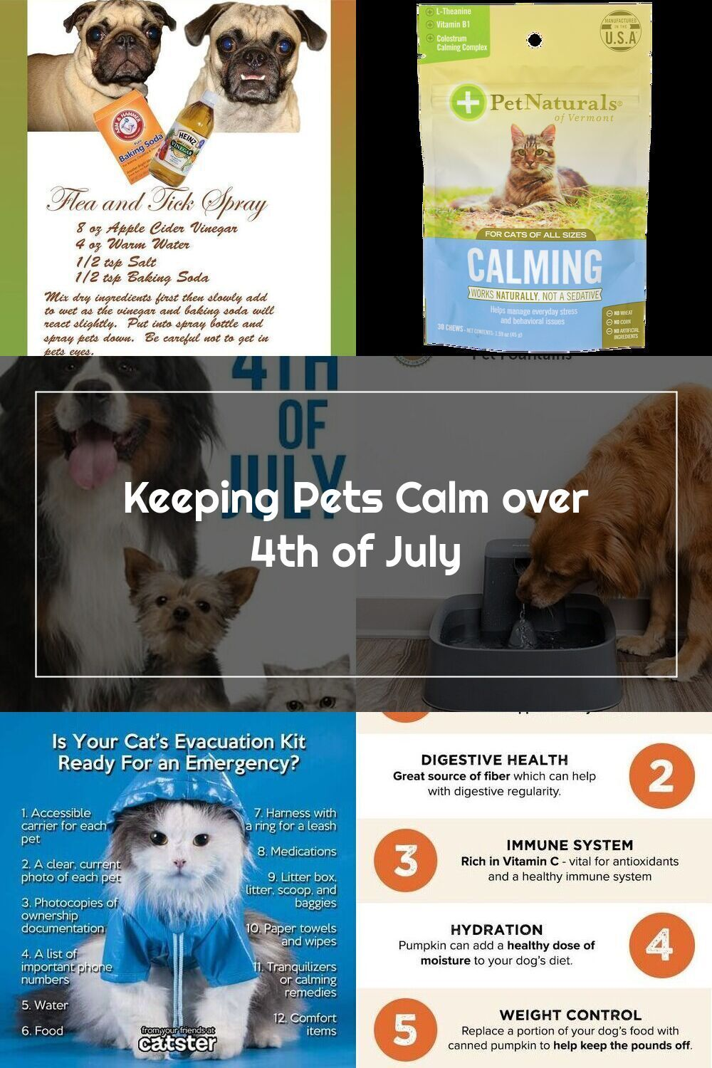 Keep Your Pets Calm Safe Over 4th Of July Great Tips Pets Safe Health In 2020 Pet Calming Pet Safe Pet Health